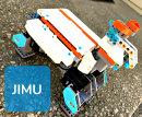 Робот-конструктор Jimu Mini для новичков. Оживи страуса, быка и овечку.
