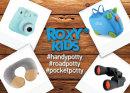 Путешествуй с ROXY-KIDS и выигрывай призы