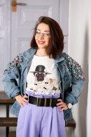Астанда Чегия: продавец детской одежды должен быть стилистом и психологом