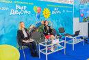 На интерактивной площадке «Мира детства-2019» состоялась дискуссия о продвижении детских брендов в блогосфере