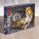 Пазлы Hatber Premium: Леопард