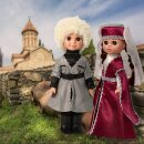 Куклы, передающие национальный колорит и культуру