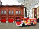 В России вышла новая коллекция машинок Matchboх в цветах аварийно-спасательных служб РФ