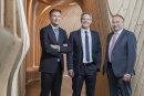 Новый состав правления Spielwarenmesse eG: Флориан Хесс, Йенс Пфлюгер и Кристиан Ульрих приступили к работе с 1 июля